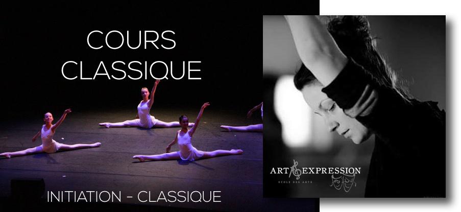 Cours de Danse Classique et étirements Ados