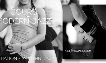 cours danse modern-jazz